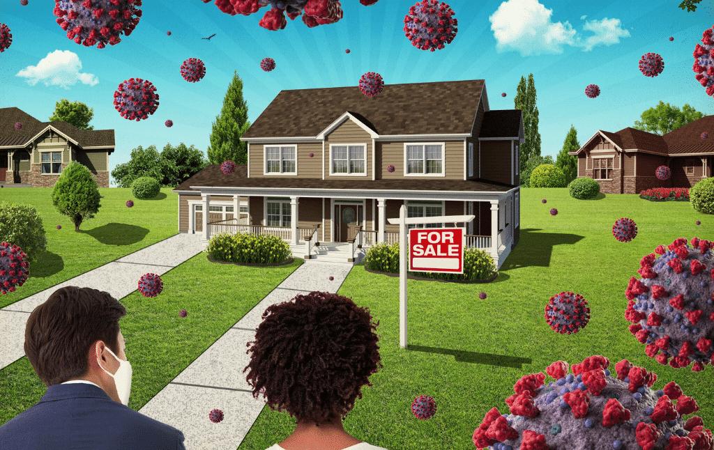COVID-freundliche Besichtigungen – Virtuelle 360 Grad Rundgänge für Immobilien