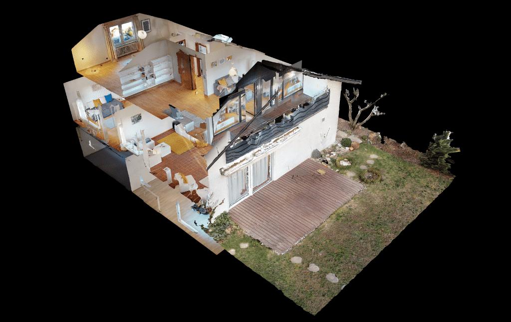 Virtuelle Besichtigung Immobilien 360 Grad
