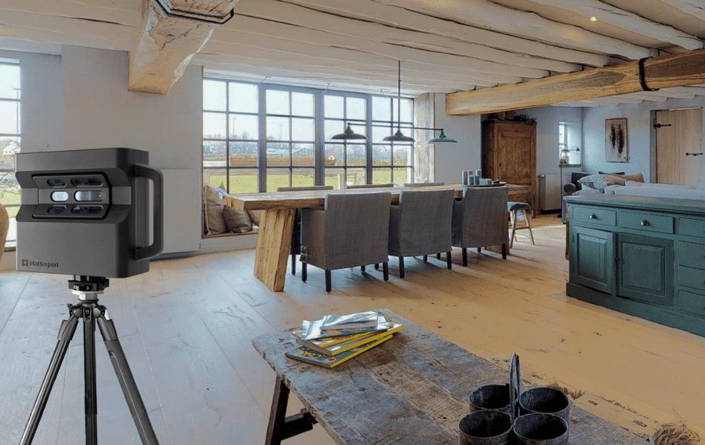 Virtuellen Rundgang erstellen lassen - Immobilien virtuell und ortsunabhängig besichtigen! 360° Wohnungsbesichtigung